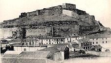 Castillo de Dénia
